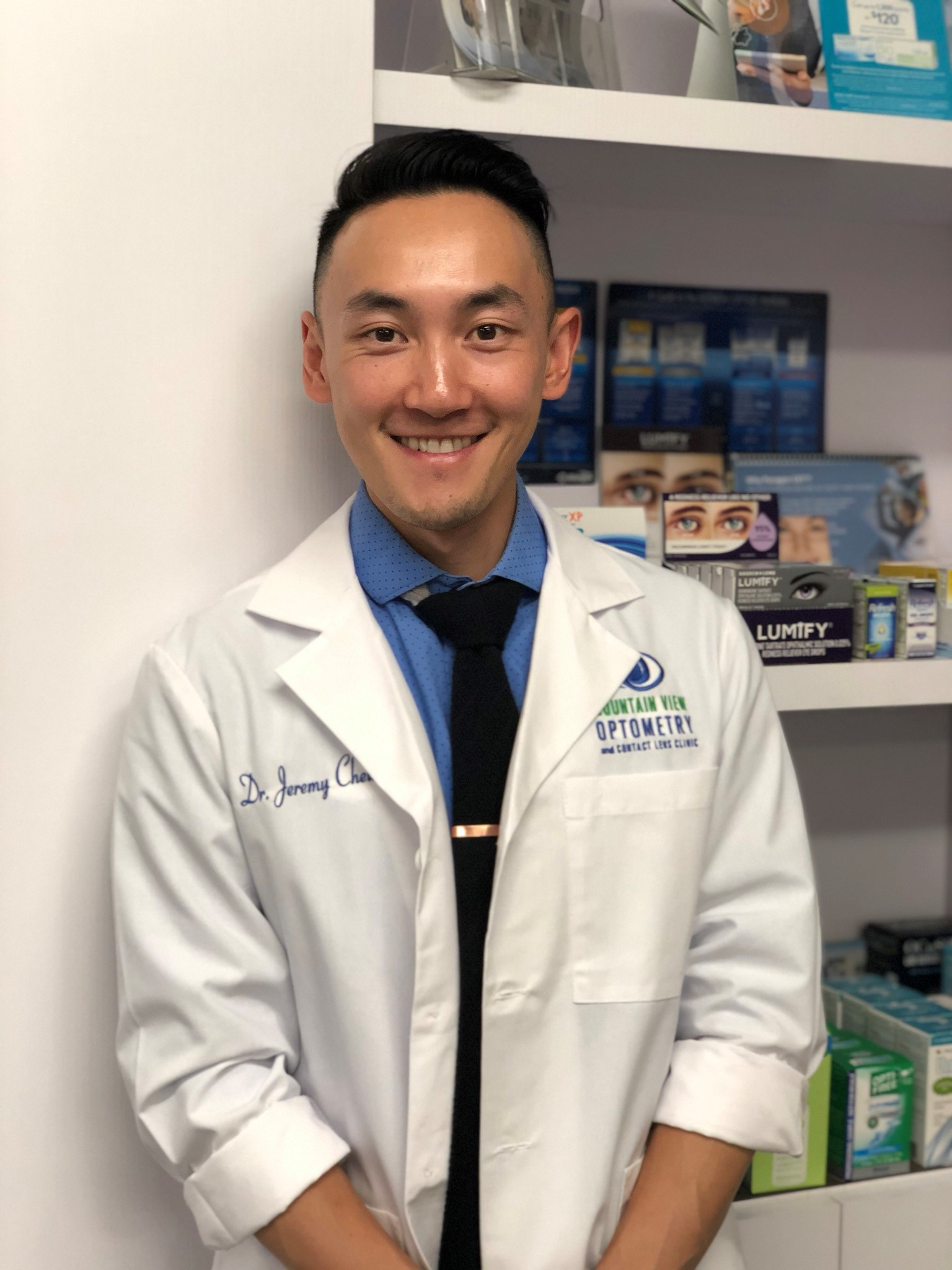 Dr. Jeremy Cheung